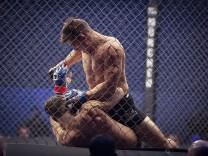 WE LOVE MMA in der kleinen Olympiahalle in München 12 03 16 Â