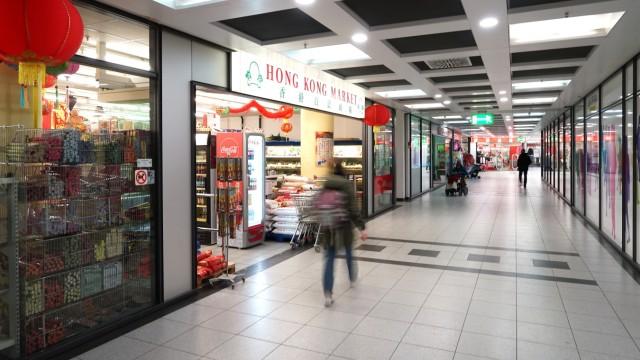 Süddeutsche Zeitung München Einkaufszentrum