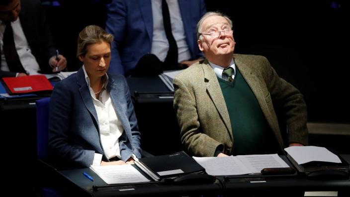 German parliament debates on the upcoming EU summit