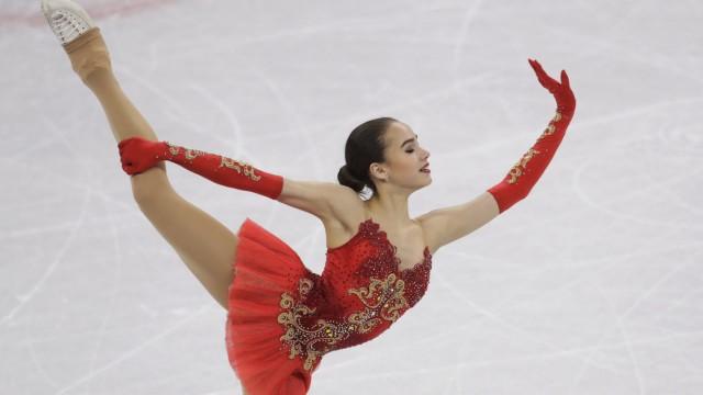 Pyeongchang 2018 - Eiskunstlauf