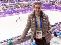 Pyeongchang 2018 - Katarina Witt