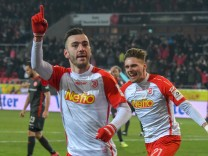 Jahn Regensburg - Fortuna Düsseldorf
