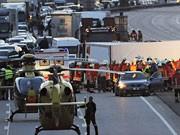 Autobahn 7: LKA-Beamter löst Massenkarambolage aus, dpa