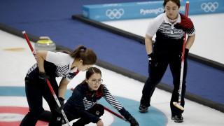 Pyeongchang 2018 - Curling