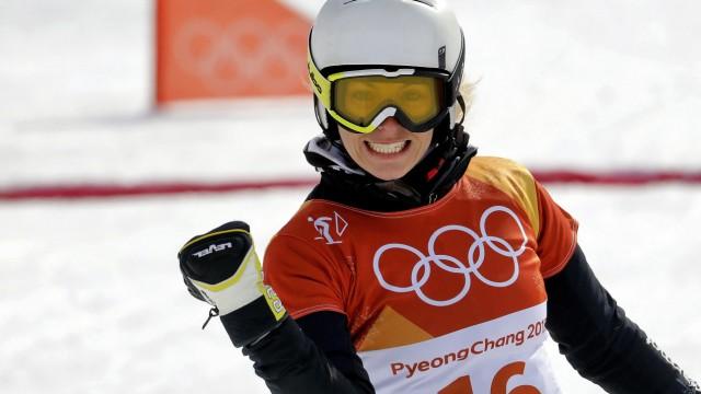 Pyeongchang 2018 - Snowboard