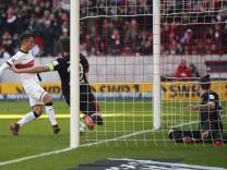 VfB Stuttgart v Eintracht Frankfurt - Bundesliga