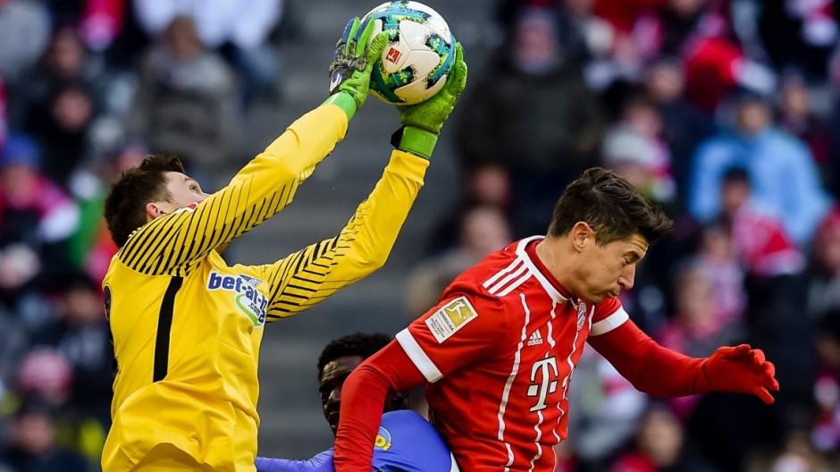 Bundesliga - Dem FC Bayern fehlt der Abschluss