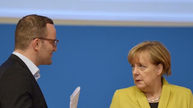 Politik CDU Neues Kabinett