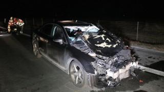 Zwei Ersthelfer sterben auf Autobahn in Bayern