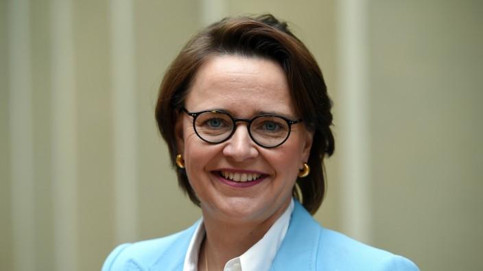 Integrationsbeauftragte Annette Widmann-Mauz (CDU)