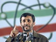 Iran Atomprogramm Mahmud Ahmadinedschad, dpa