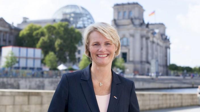 Anja Karliczek Soll Bundesbildungsministerin Werden