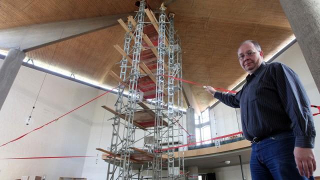 Nürnberger Kirche droht einzustürzen