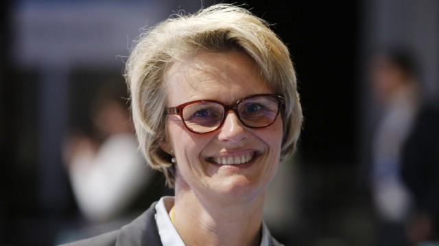 Regierungskabinett Portrait von Anja Karliczek