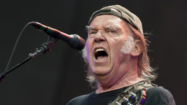 Neil Young; jetzt Neil Young