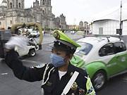 Mexiko, Schweinegrippe, AP