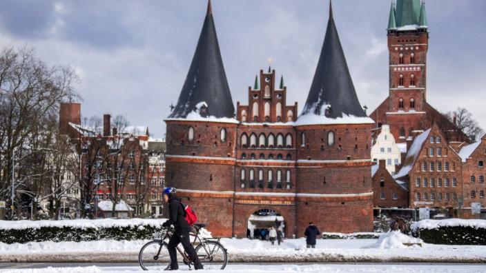 Winter in Norddeutschland