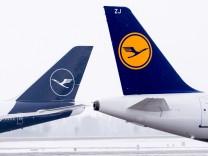 Neues Logo der Lufthansa