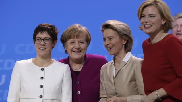 Politik CDU CDU-Parteitag