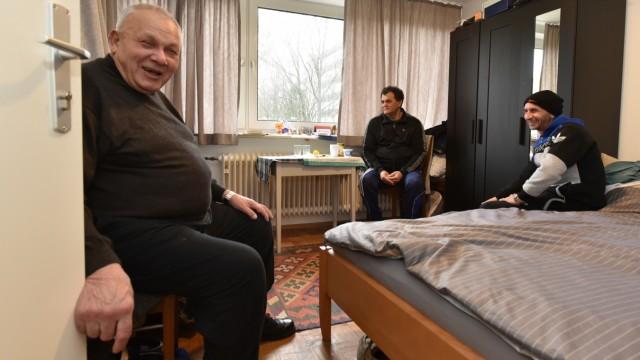 Wohnen in München Hilfe für Wohnungslose