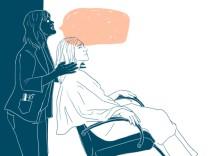 Sozialphobie Friseur