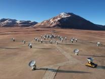 Weltraumteleskop ALMA