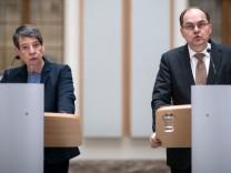 Hendricks und Schmidt zu Diesel-Fahrverboten