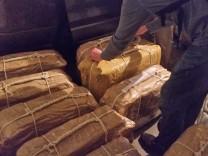 Drogen: Kokain im Wert von 50 Millionen Euro wurde in der russischen Botschaft in Buenos Aires gefunden.