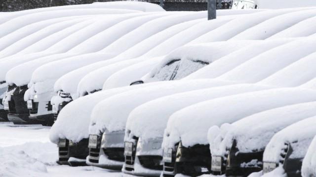 Winter in Mecklenburg-Vorpommern