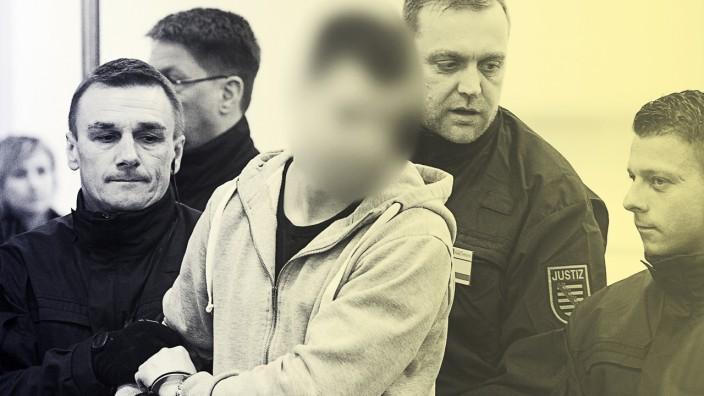Fortsetzung Prozess gegen 'Gruppe Freital'