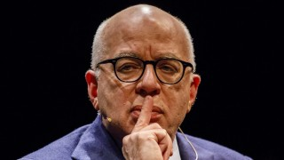 Michael Wolff Speaks About 'Fire And Fury' In Hamburg