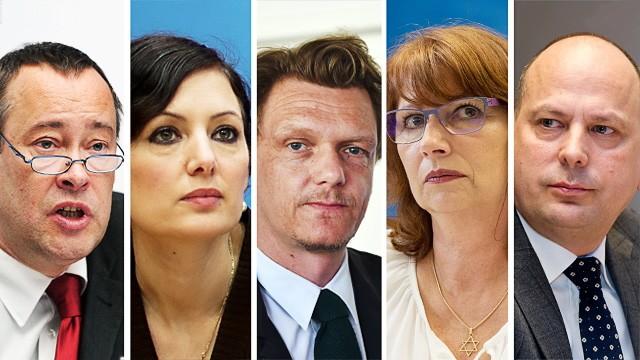Demokratie Situation in Ostdeutschland