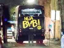 Jahresrückblick NRW - Anschlag auf BVB-Bus