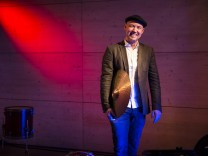 München: Stefan Noelle, Ackermannbogen, Musiker, Tassilo-Kandidat