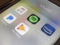 Spotify ist momentan der beliebteste Musik-Streamingdiest der Welt.
