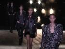 Pariser Fashion Week: Saint Laurent zeigt Rockstar-Attitüde (Vorschaubild)