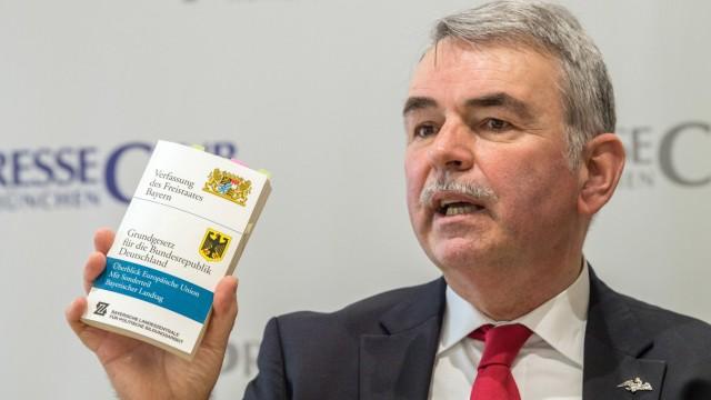 Pressekonferenz mit Gustl Mollath