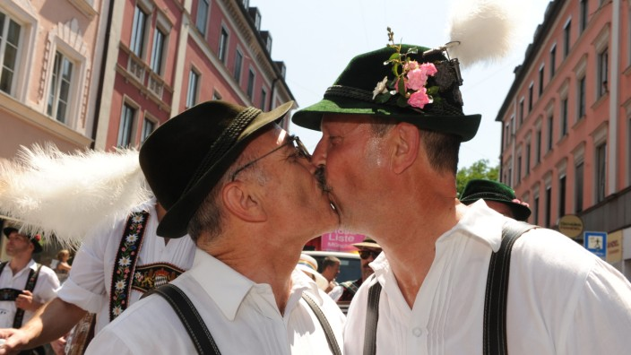 31. Christopher Street Day in München, 2011