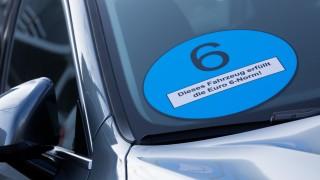 Diesel-Fahrverbote: Blaue Plakette für Euro-6-Norm