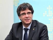 Carles Puigdemont Katalonien