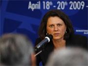 Landwirtschaftsministerin Aigner; AFP