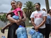 Wasserkrise in Kapstadt