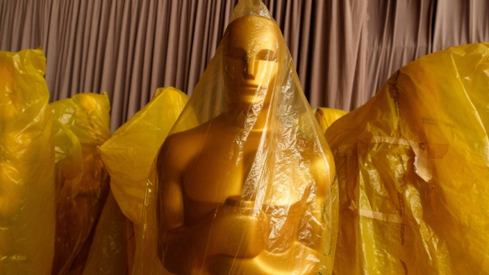 90th Annual Academy Awards - Preparations Continue