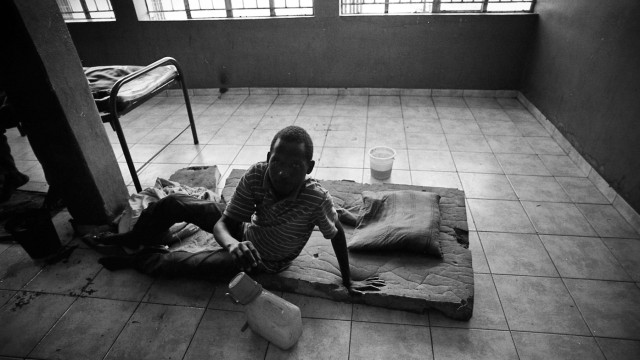 Sep 14 2010 Kissy Freetown Sierra Leone Kissy Mental Home is the only psychiatric facility in