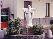 Jesus am Straßenrand