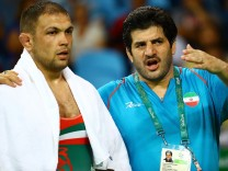 Komeil Nemat Ghasemi und Rasoul Khadem aus Iran