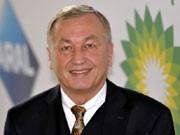 BP-Deutschlandchef Uwe Franke