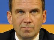 Thüringens Ministerpräsident Dieter Althaus (CDU)