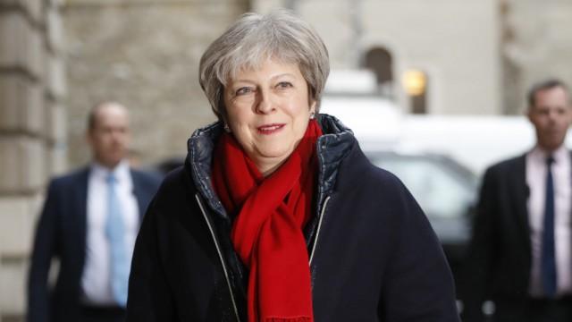 Politik Europäische Union Brexit-Verhandlungen
