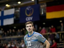 Daniel Malescha 11 VfB during the Volleyball 2018 CEV Champions League Sastamala VfB Friedrichsha
